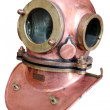Stock Photo: Commercial diving equipment