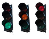 Traffic lights — Photo