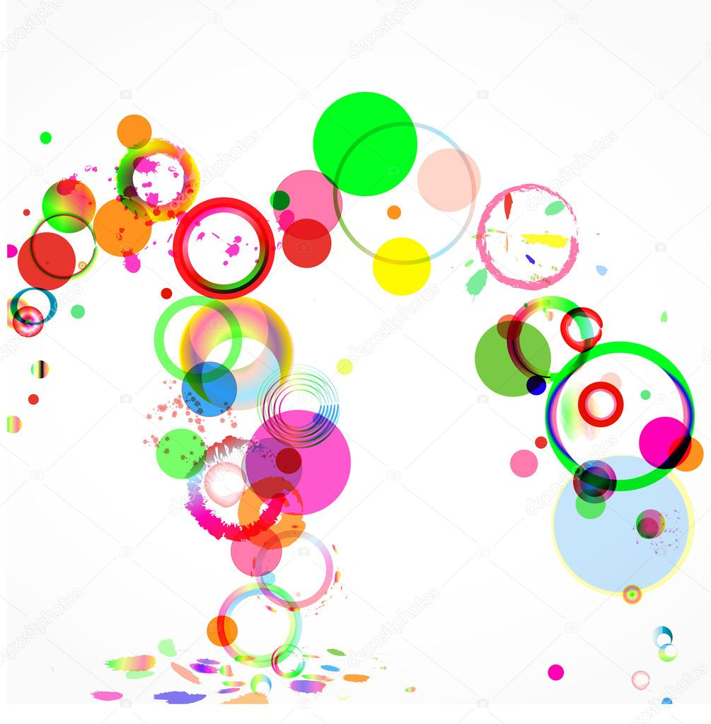 Css Background Circles Circle Background Diversphoto