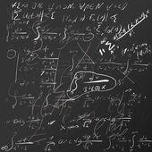Scholl board — Stock Vector