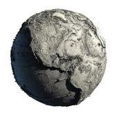 Dead Planet Earth — Stock Photo