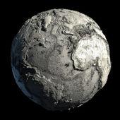 мертвая планета земля — Стоковое фото