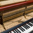 Piano tuning — Stock Photo