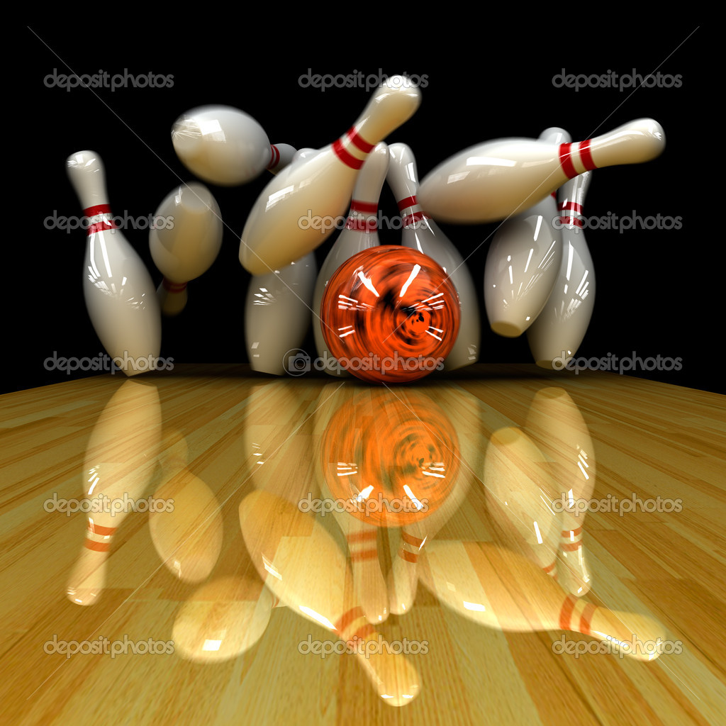how to make a strike in bowling