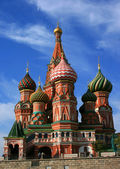 Pokrovsk cathedral. 2.Moscow — Stock Photo