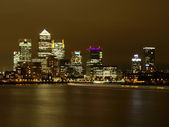 London nightscene — Stock Photo