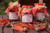 Home-made jam — Stock Photo