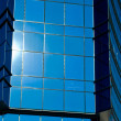 Detail from a new office building 2 — Stock Photo