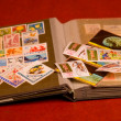 Philately 5 — Stock Photo