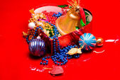 Colorful decorations 1 — Stock Photo