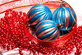 Holiday decorations 3 — Stock Photo