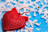 Holiday decorations 7 — Stock Photo