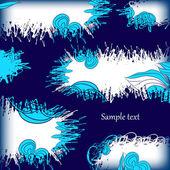 открытка — Cтоковый вектор