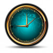 Clocks — Stockvector #3950842