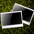 Photo frames — Stock Vector