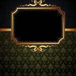 Ornate frame — Stock Vector