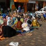 Muslims at prayer — Stock Photo #4134114