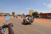 áfrica — Fotografia Stock