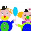 Clowns — Stock Photo #4319825