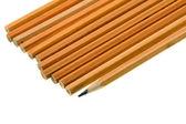 Un número de lápices — Foto de Stock