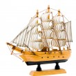 Ship model - Stock Photo