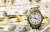 Time is money. — Stock Photo