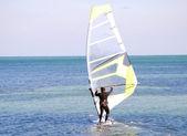 Windsurfer — Stockfoto