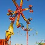 Carnival Rides — Stock Photo