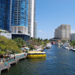 Riverwalk in Ft.Lauderdale — Stock Photo #5375918