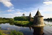 普斯科夫堡垒 — 图库照片