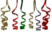 New Year ornaments — Stock Photo