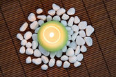 Meditation-zusammensetzung — Stockfoto
