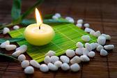 Meditation sammansättning — Stockfoto