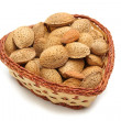 Tasty almonds — Stock Photo #4688124