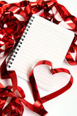 Love note — Foto Stock
