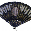 A Beautiful fan — Stock Photo