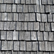 Stock Photo: Pattern - Wooden Shingles