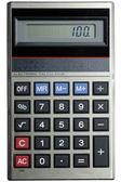 Classic Calculator — Stockfoto