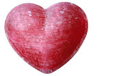Red Candy Heart — Stock Photo
