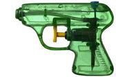 Water pistol — Stock Photo