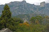 Montaña ay petri en crimea — Foto de Stock