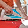 Royalty-Free Stock Photo: Ironing