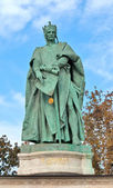 King András II — Foto Stock