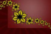 Floral design — Foto de Stock