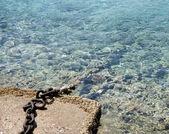 Anchor chain — Stock Photo