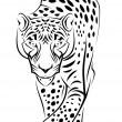 Royalty-Free Stock Vector Image: Jaguar