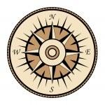 指南针符号 — 图库矢量图片