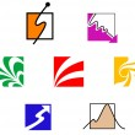 Set of symbols — Stock Vector #4657754