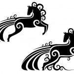 Horse mascot — Stock Vector #4657765