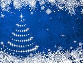 Christmas background — Stok Vektör